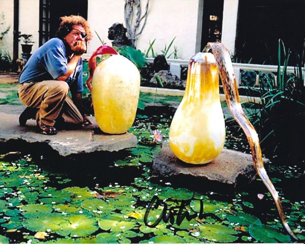 Dale Chihuly Glass Artist
