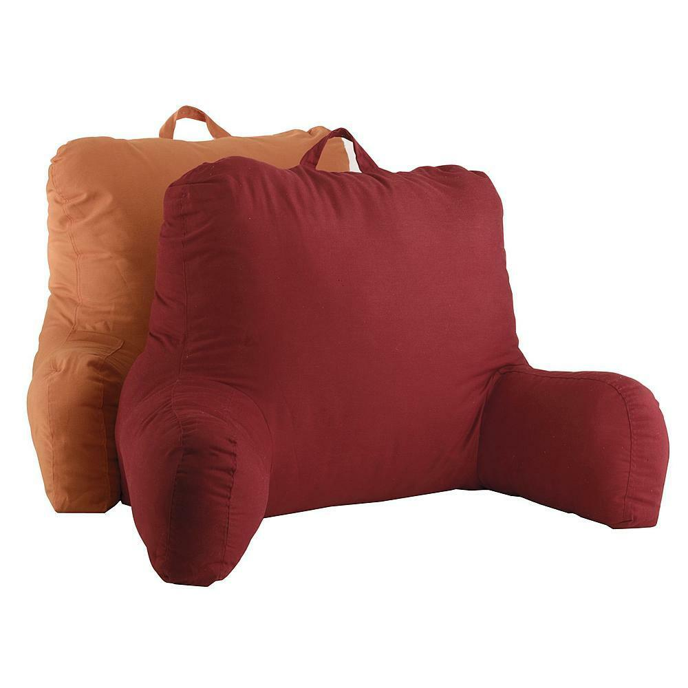 Bed Rest Pillow With Arms 28 Images Family Red Twill