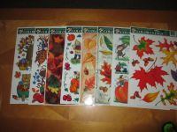 Fall Decor Fall Static Cling Window Decor Color Clings 8