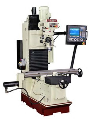 ACER BEDMILL 1054 BEDTYPE MILLING MACHINE WFAGOR 8055i