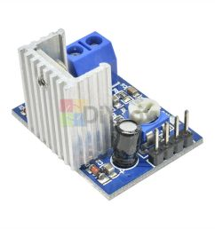 power supply tda2030 audio amplifier board module tda2030a 6 12v single d [ 1000 x 1000 Pixel ]