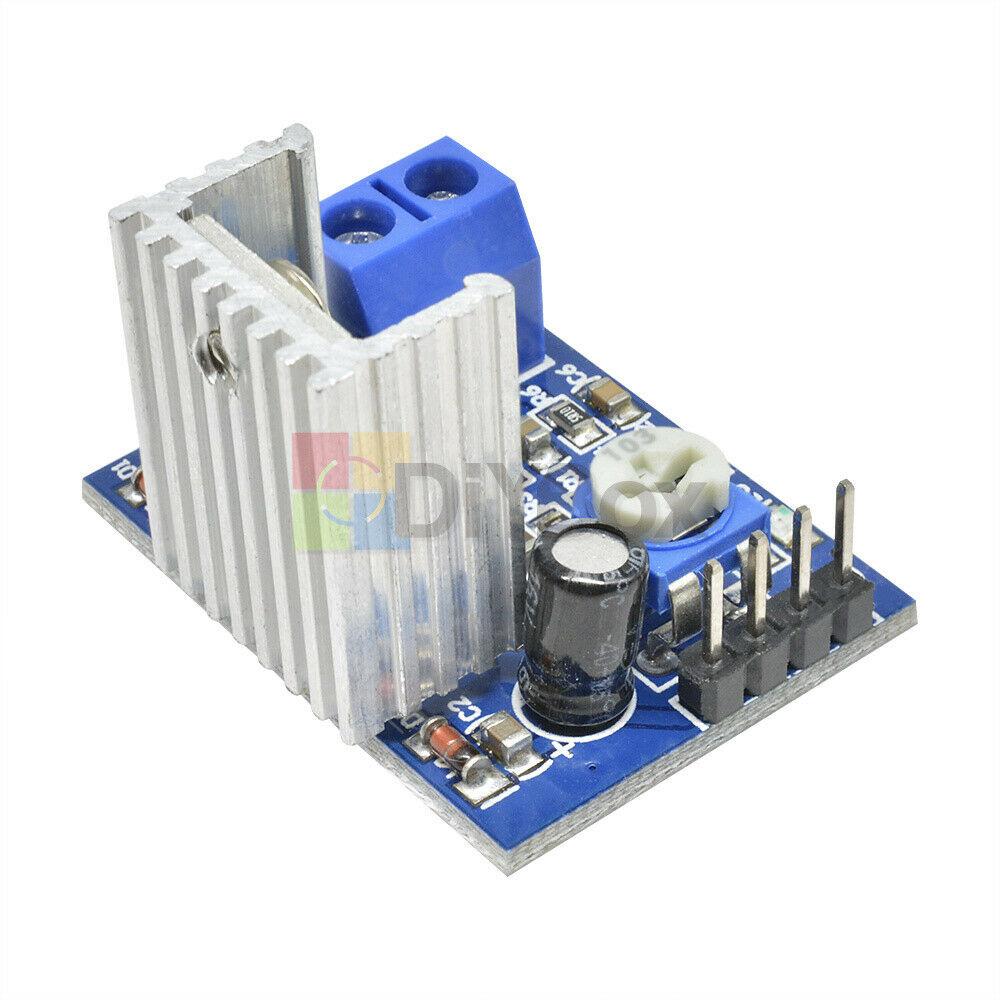 hight resolution of power supply tda2030 audio amplifier board module tda2030a 6 12v single d