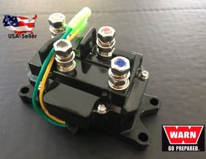 ATV Winch Contactor Solenoid Relay Switch For Warn # 63070