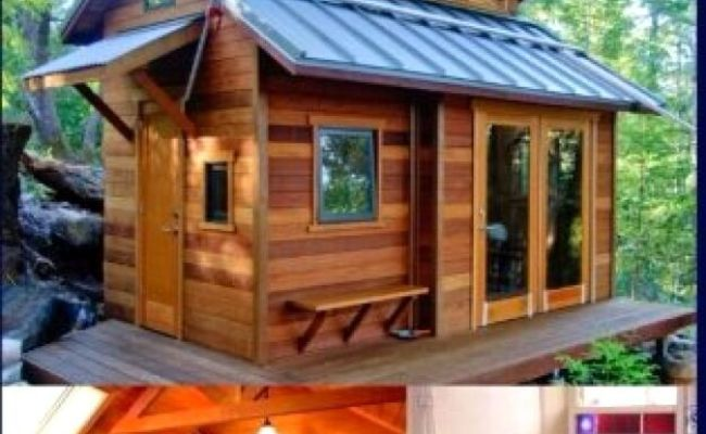 How To Build A Tiny House Home Step By Step Blueprint