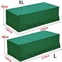 Outdoor Waterproof Patio Furniture Set Cover Covers Table
