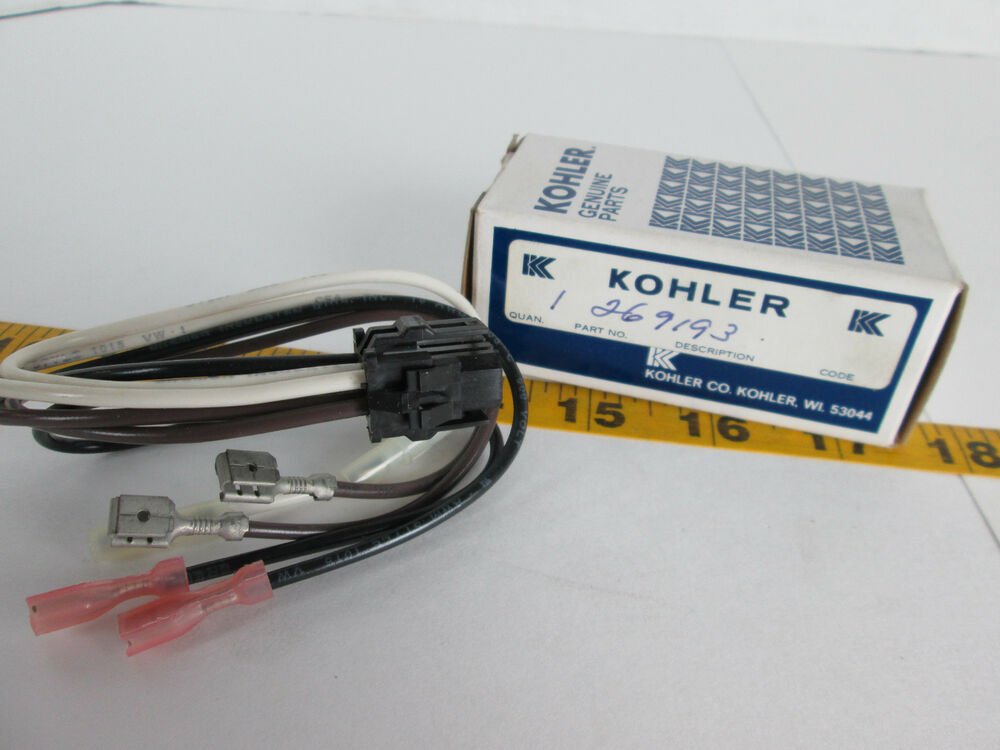 Kohler Engine Wiring Kohler Engine Wiring Diagrams