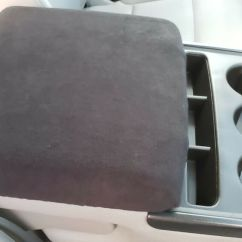 Cover Chair Seat Car Rocking Truck Center Armrest Console Fits Chevy Silverado 2015 2016 C3 | Ebay