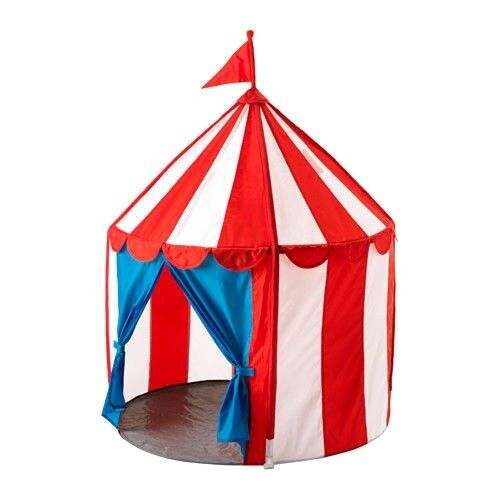 IKEA CIRKUSTALT KIDS CHILDREN'S CIRCUS PLAY TENT PLAYHOUSE