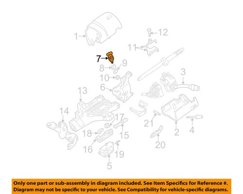 small resolution of details about ford motorcraft sw6383 oem ignition lock cylinder 1l3z 11582 a factory 1996 2010