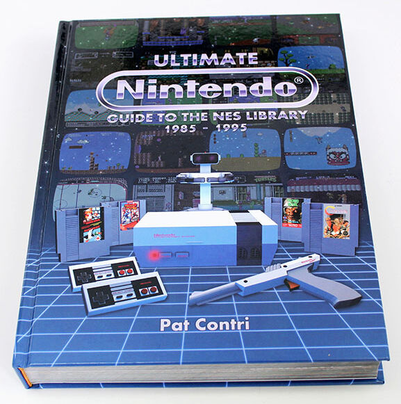 Ultimate Nintendo Guide To The Nes Library Book By Pat