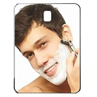 Fogless SHAVING Shower Mirror HIGHEST RATED Incl Hook