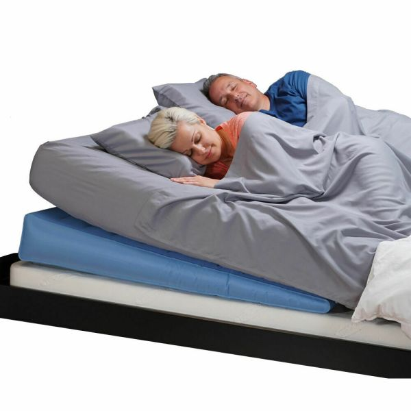 Mattress Genie Incline Sleep System Adjustable Bed Wedge Acid Reflux Relief