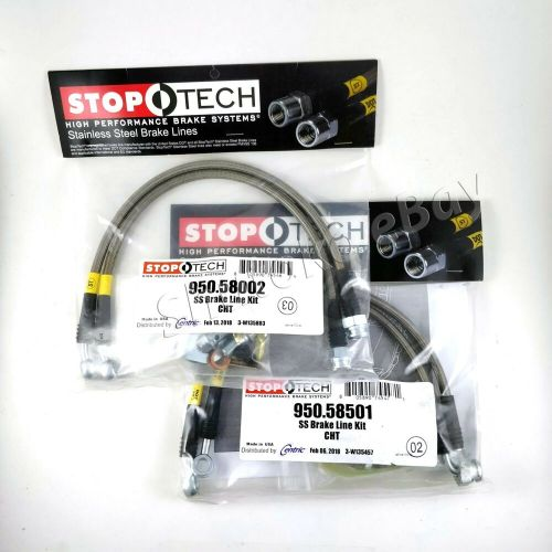 small resolution of details about stoptech ss braided front rear brake lines for 06 10 jeep grand cherokee srt8