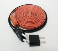 Electric Heating Cable Flexible Water Pipe Freeze Proof ...