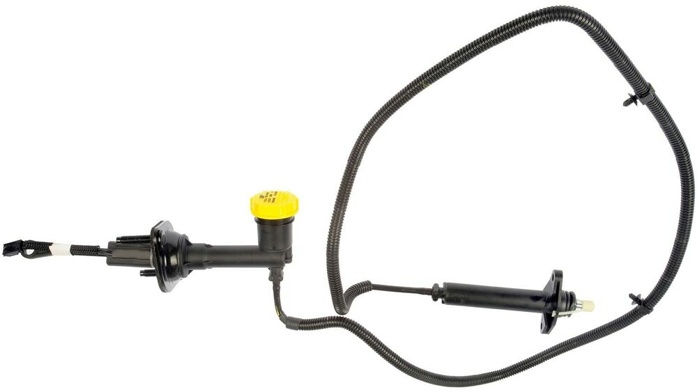 Clutch Master and Slave Cylinder Assembly Dorman fits 04