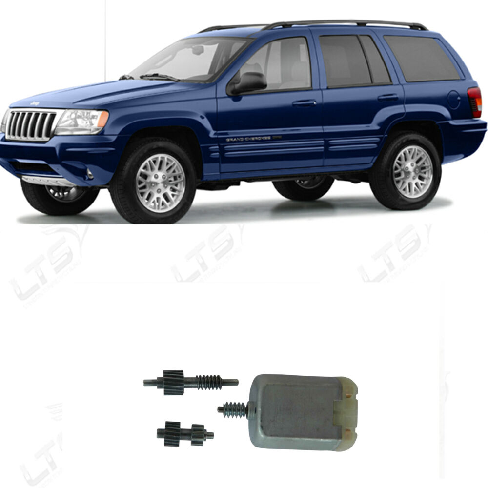 medium resolution of jeep grand cherokee jeep cherokee liberty side mirror folding motor and gear set