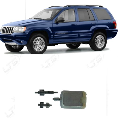 small resolution of jeep grand cherokee jeep cherokee liberty side mirror folding motor and gear set