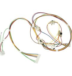 details about oem wb18x23942 ge appliance switch wire harness [ 1000 x 1000 Pixel ]