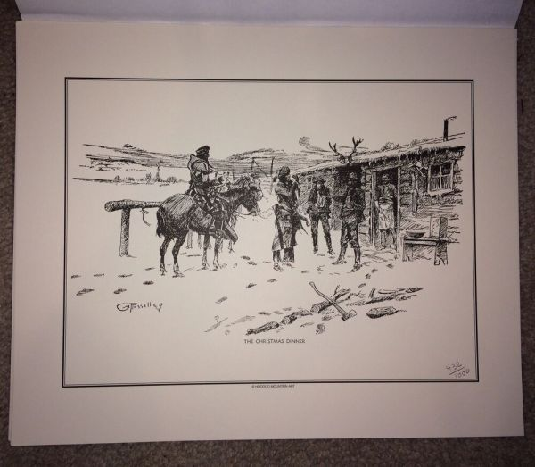 Charles Russell Western Art Prints