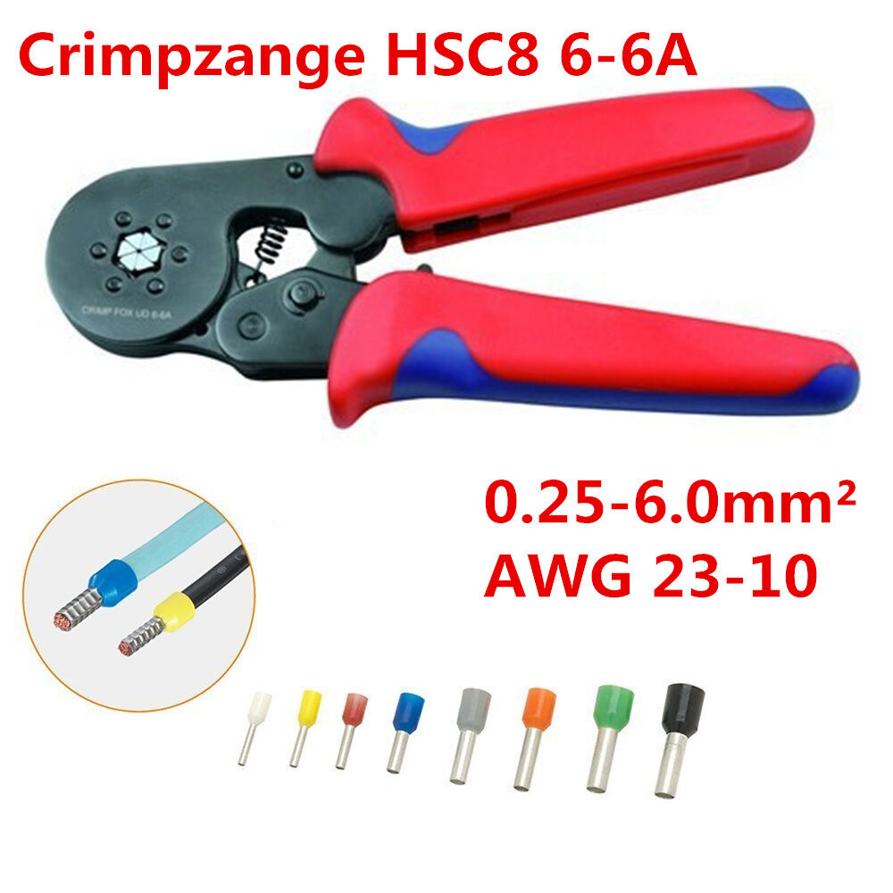 hight resolution of details about self adjusting car wire terminal crimping tool ferrule crimper plier 0 25 6mm