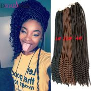 1pack crochet hairstyles faux locs