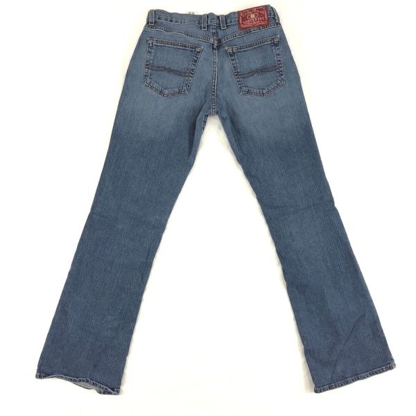 Lucky Brand Jeans Dungarees Boot Cut Stretch Denim Med