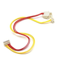 details about 611664 bosch dishwasher cable harness 00611664 [ 1000 x 1000 Pixel ]