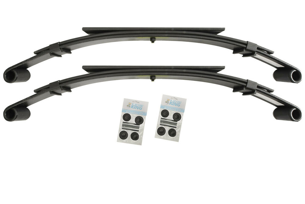 Club Car DS Golf Cart Rear Heavy Duty Leaf Springs With