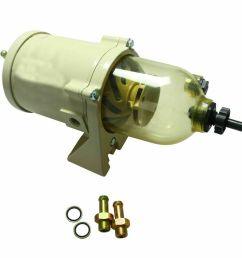 details about new 500fg 500fh diesel marine boat fuel filter water separator w bolt ring [ 1000 x 1000 Pixel ]