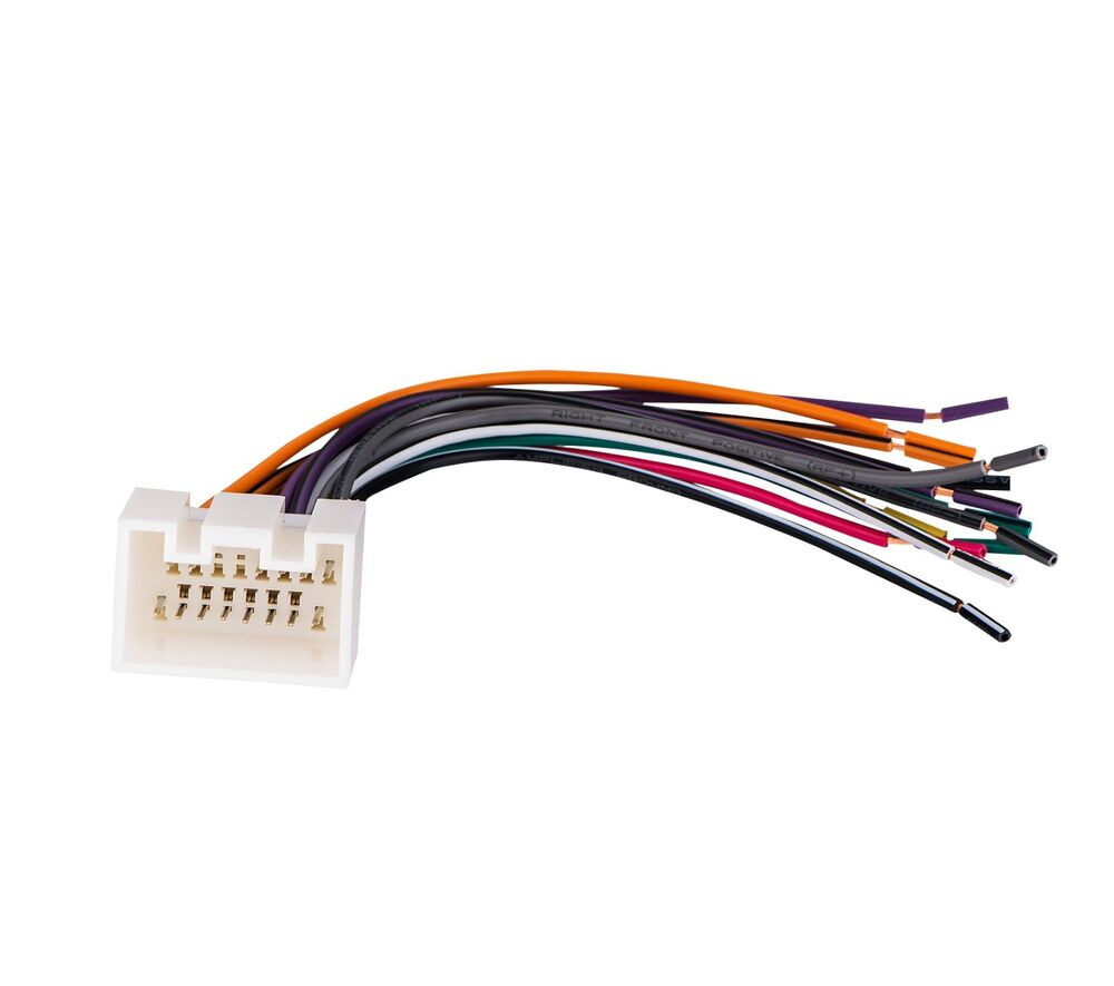 hight resolution of details about for 98 05 ford stereo wiring harness expedition escape sk1771 11 a