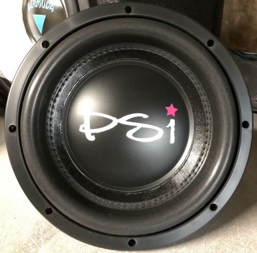 small resolution of re built old school jl audio 10w6 10 dvc subwoofer rare vintage usa ebay