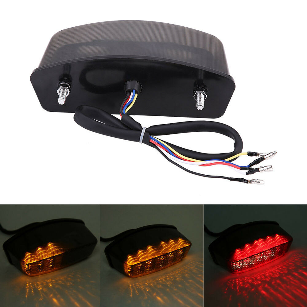 hight resolution of details about led smoke turn signal tail light for ducati monster 900 1000 s2r s4 s4r s4 94 08