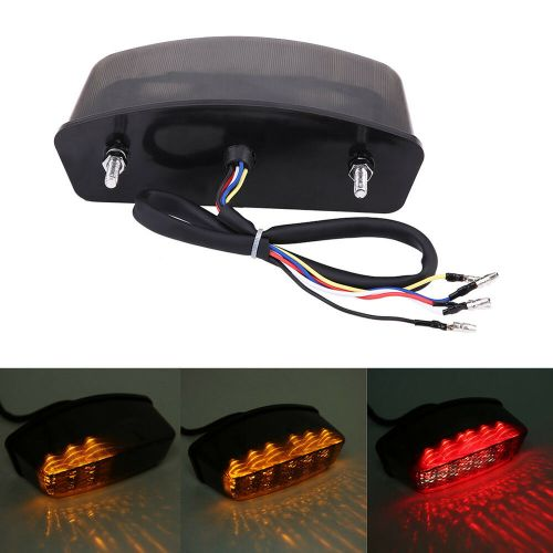 small resolution of details about led smoke turn signal tail light for ducati monster 900 1000 s2r s4 s4r s4 94 08