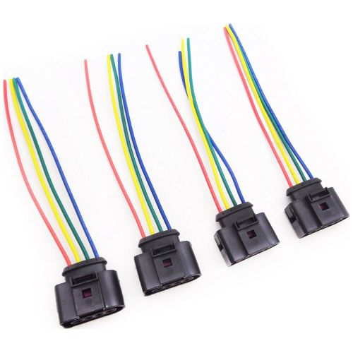 small resolution of details about 4x ignition coil wiring harness for vw new beetle passat polo cppc26wirx4vw