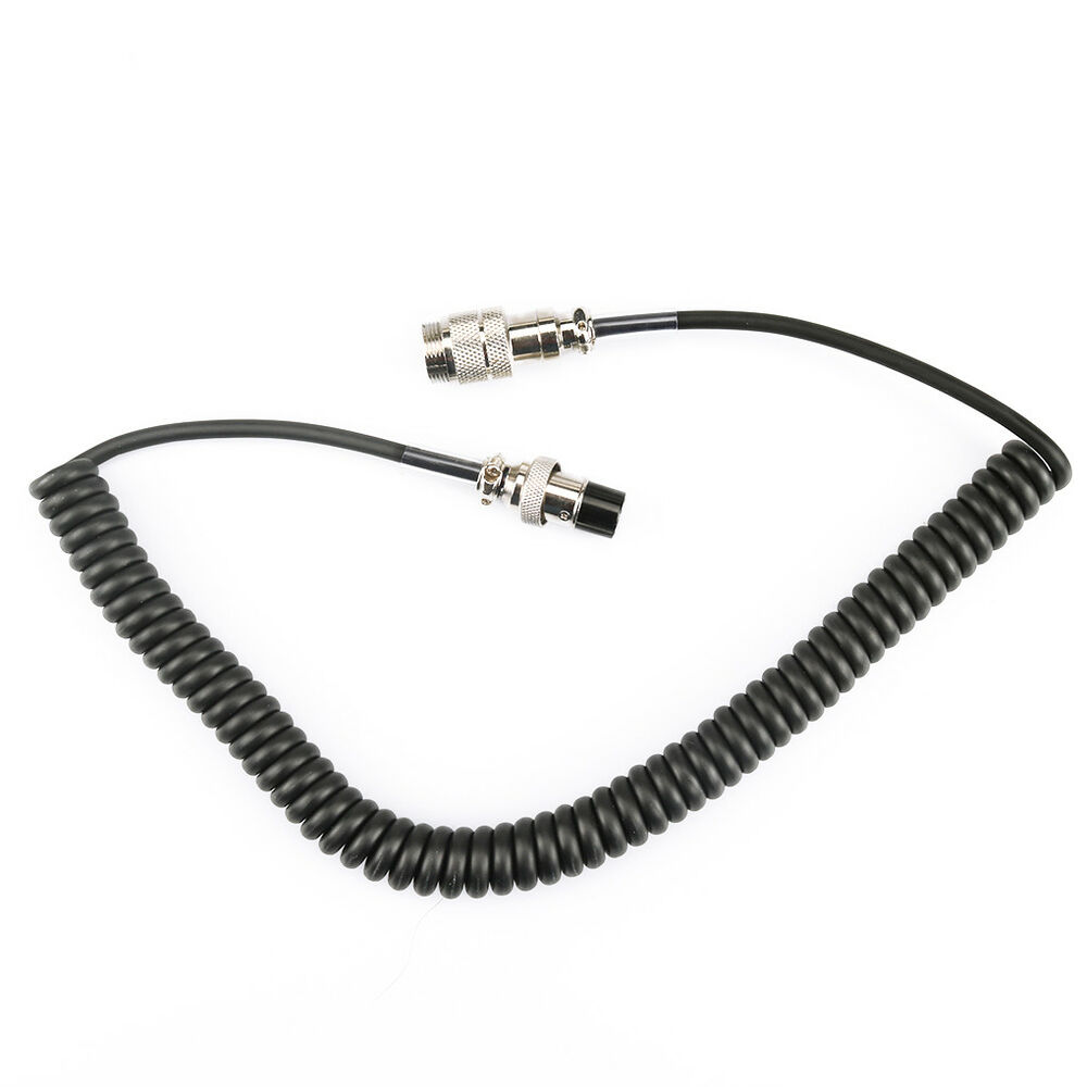 8 Pin Microphone Extension Cable Micr Amplifier Cable for
