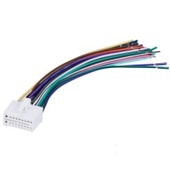 18pin stereo radio wiring wire harness for clarion skcl18 car audio parts ebay [ 1000 x 1000 Pixel ]