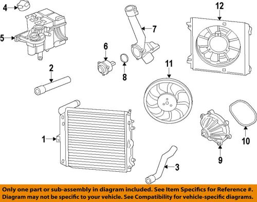 small resolution of details about porsche oem 2017 911 engine water pump 0pb121010a