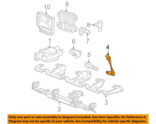 small resolution of details about gm oem ignition spark plug wire set 19351592