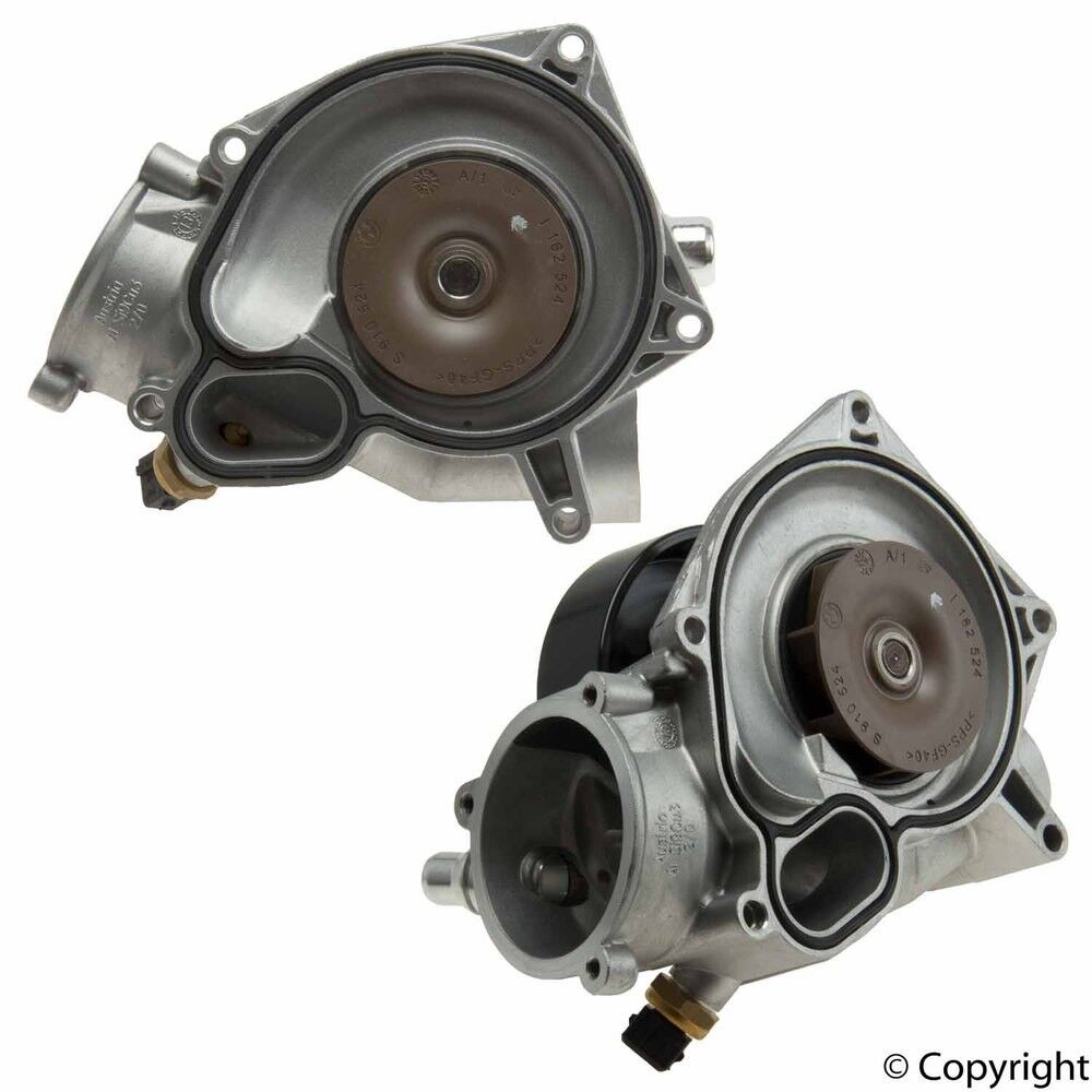 hight resolution of details about engine water pump genuine wd express 112 06045 001 fits 08 15 bmw x6 4 4l v8