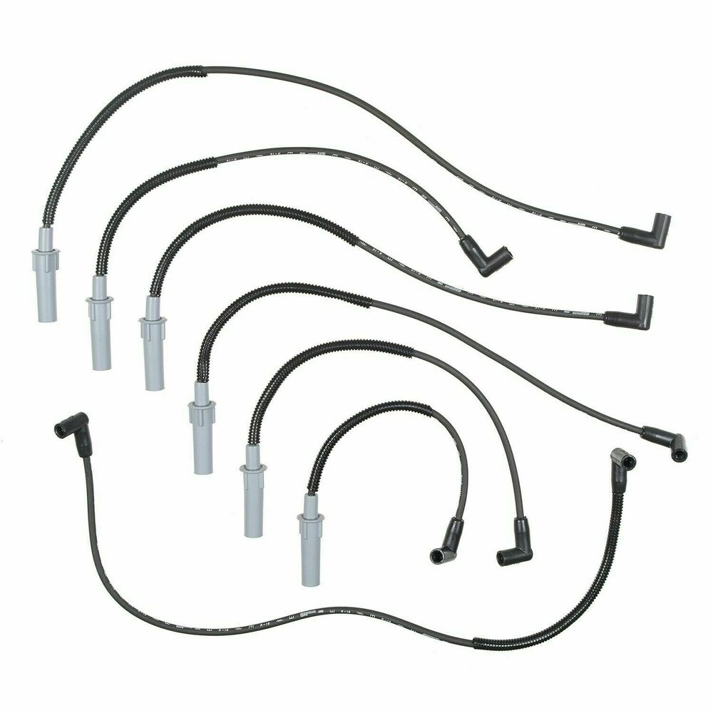 Spark Plug Wire Set Prestolite 136012 for Dodge Ram 1500