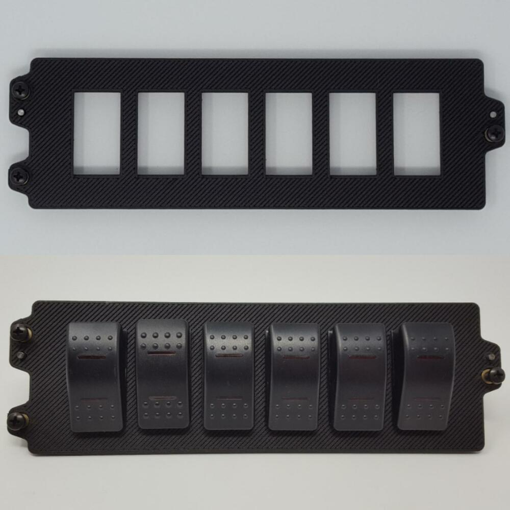 hight resolution of details about 88 91 honda crx climate control switch plate toggle rocker panel race control