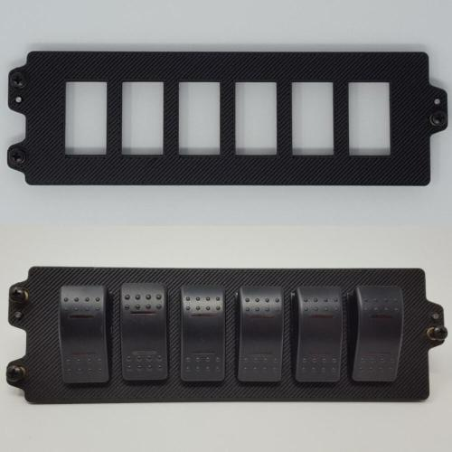small resolution of details about 88 91 honda crx climate control switch plate toggle rocker panel race control