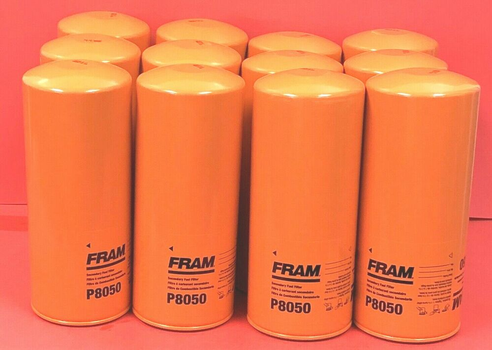 medium resolution of details about fuel filter spin on heavy duty secondary fram p8050 for mack