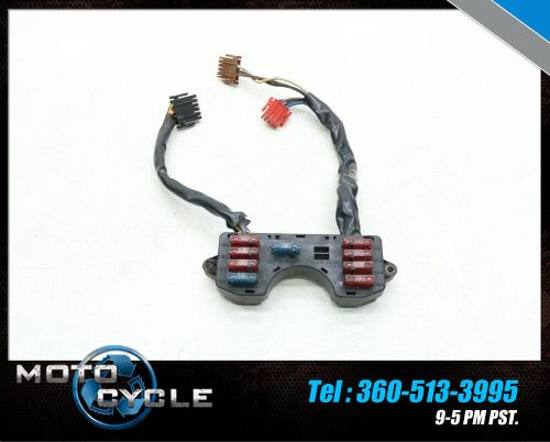 small resolution of details about 1988 vtr 250 vtr250 honda interceptor fuse panel junction wire box h1