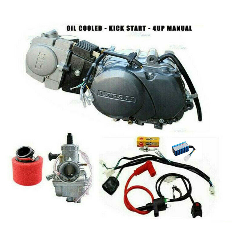 medium resolution of details about genuine lifan 140cc engine wiring carby for pit dirt bike trail motorcycle