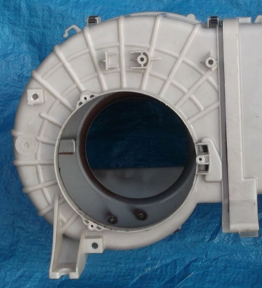 hight resolution of details about honda crx blower motor duct housing heater ventilation esi civic del sol 92 8