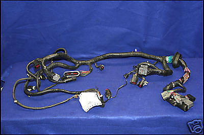 03 Ford Mustang 4 6 Ecu Engine Wiring Harness 5 Speed
