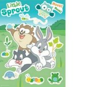 BABY LOONEY TUNES WALL STICKER 12x16 inches NEW DECAL | eBay