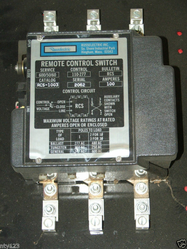 Circuit For Ac Motor Limit Switching