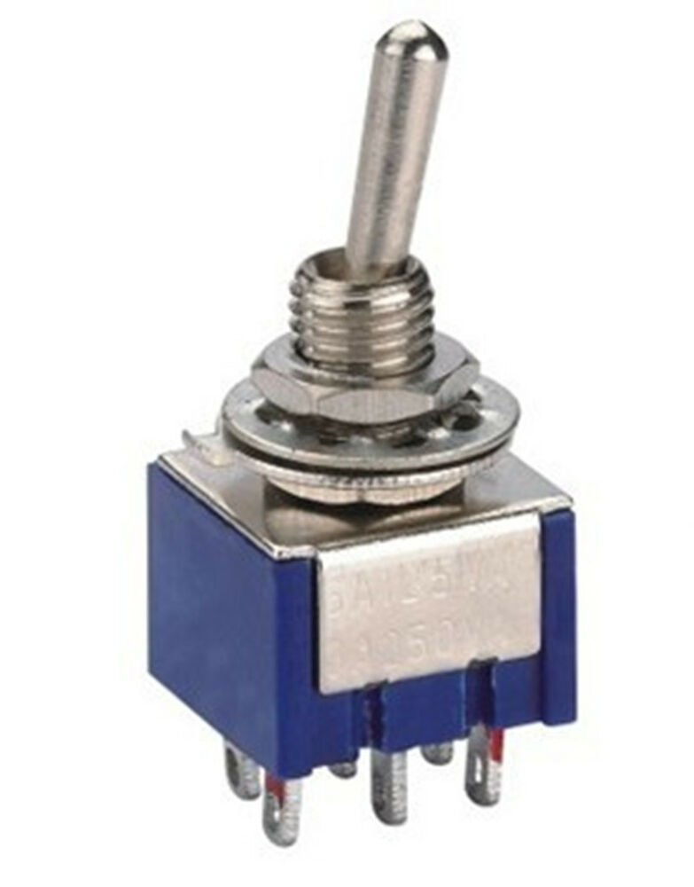 What Is Dpdt Switch